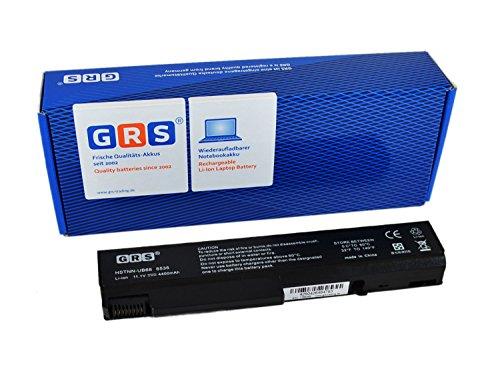GRS Batterie KU531AA pour HP Compaq 6730b 6530b 6735b 6930p ProBook 6540B EliteBook 8440P remplacé: HSTNN-IB69 HSTNN-CB69 HSTNN-IB68 HSTNN-UB68 HSTNN-C68C HSTNN-C67C-5