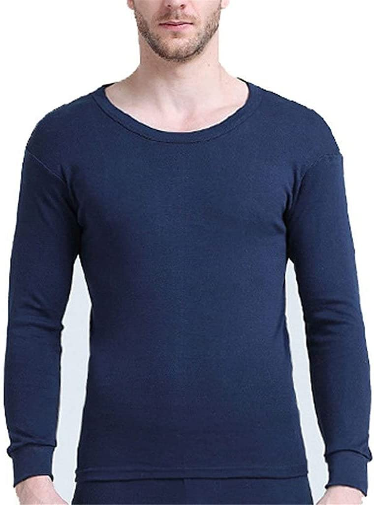 GELTDN Autumn Winter Fleece Thermal Underwear 5XL 6XL 7XL 8XL 9XL 10xl Bust 150-180cm Plus Size Warm Large Size Men Long Johns (Color : C, Size : 8XLcode)