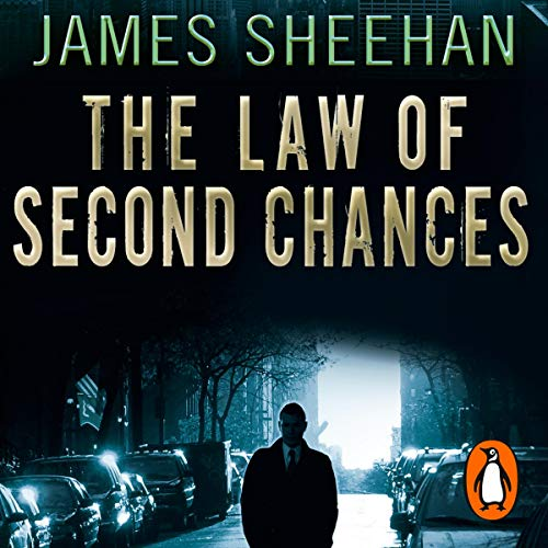The Law of Second Chances cover art