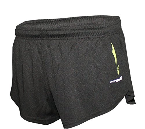 Softee-Pantalon Competition Running Zatopek Runaway Blanc/Noir Taille XXL