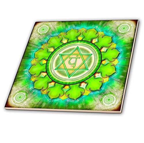 Evadane–stampe–quarta chakra.–piastrelle