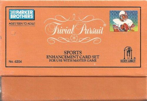 Trivial Pursuit Sports Enhancement Card Set