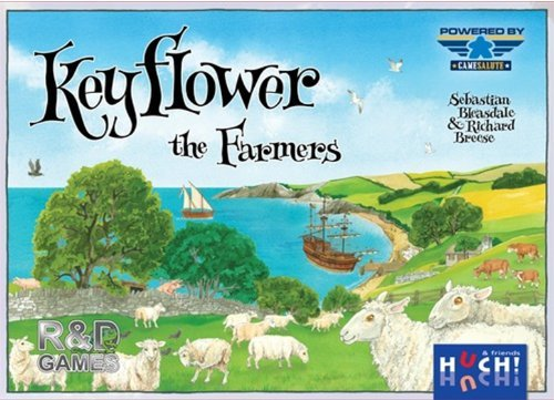 Keyflower: The Farmers Expansion by Game Salute
