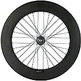 Best Fixie Bikes - JIMAITEAM Carbon Fixed Gear Rear Wheel 700c Rim Review