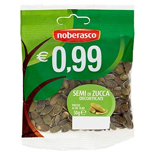 Semi di zucca decorticati 0,99 Noberasco- confezione da 12X50g