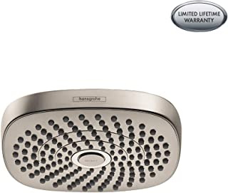 Hansgrohe 26528821 Croma Showerhead 2 0 Gallons Per Minute Brushed Nickel S6310bn