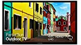 Furrion Aurora 49-inch Partial Sun Outdoor TV (2021 Model)- Weatherproof, 4K UHD HDR LED Outdoor Television with Auto-Brightness Control - FDUP49CBS