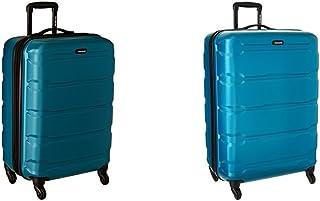 """Samsonite Omni PC Hardside Spinner Set (24""""/28""""), Caribbean Blue"""