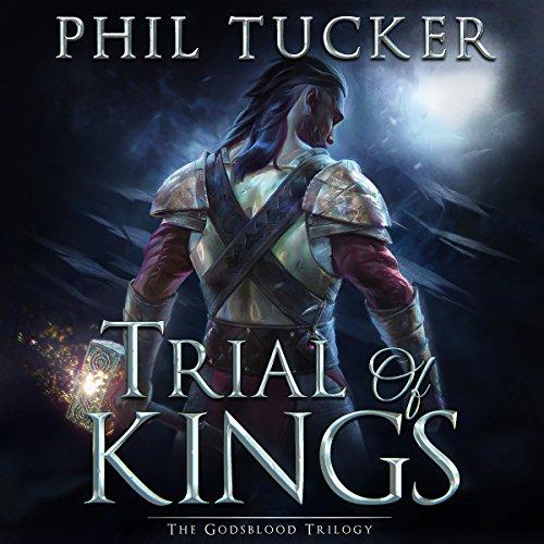 Trial of Kings audiobook cover art