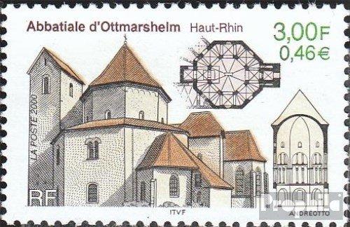 Prophila Collection Frankreich 3477 (kompl.Ausg.) 2000 Tourismus (Briefmarken für Sammler)
