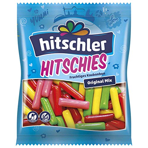 Hitschies Fruchtiges Kaubonbon Original Mix, 150 g