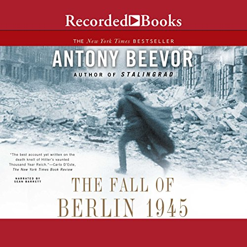 The Fall of Berlin 1945 cover art