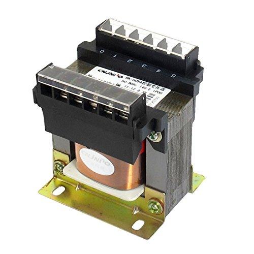 Capacidad de entrada 50VA AC 220V 380V transformador de control automático de voltaje