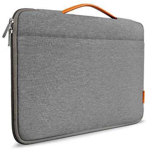 Inateck 12.3 Inch Sleeve Compatible Microsoft New Surface Pro 2018, Surface Pro X/7/6/5/4/3 Sleeve Carrying Case Laptop Tablet Bag Briefcase - Dark Gray