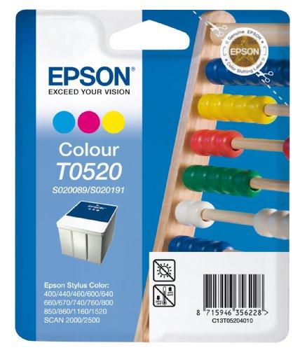 Epson Cart.Colore Stylus400/600/800/850/