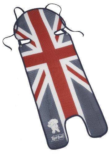 Tippitoes–Bandera de unión Alfombrilla de flujo de aire fresco.