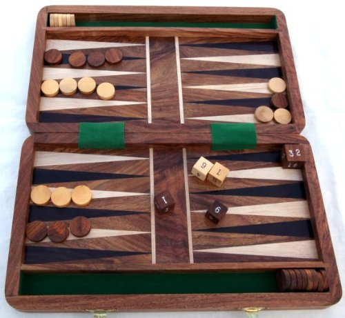 Backgammon Set - Fantastic Board Game of Strategy