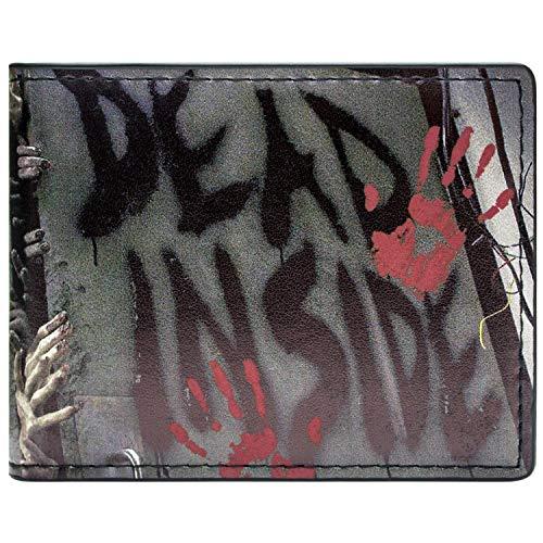 AMC Studios Walking Dead Mort à l'intérieur Multicolore Portefeuille