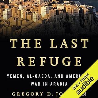 The Last Refuge audiobook cover art
