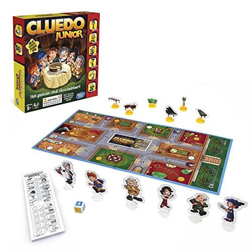 Hasbro - Cluedo Junior, El Caso de la Tarta desaparecida (B0335100) (versión Alemana)