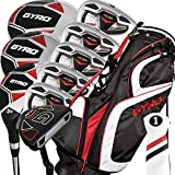 Ray Cook Gyro Mens Complete Set with Bag Graphite & Steel Left Hand