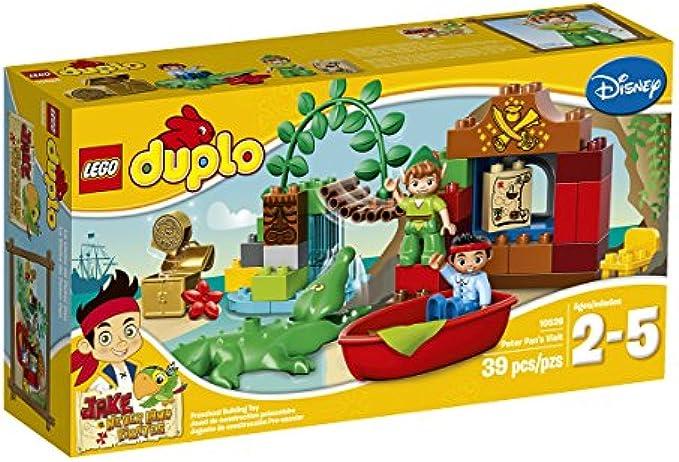 LEGO Duplo 10526 Jake Peter Pan's Visit