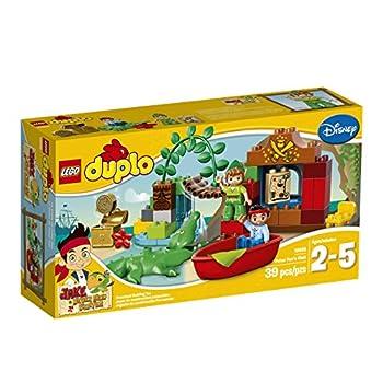 LEGO DUPLO Jake Peter Pan s Visit Building Set 10526