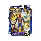 Hasbro Avengers Infinity War Personaje Iron Spider, Multicolor,...