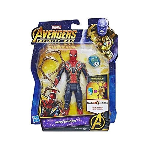 iron spider infinity war