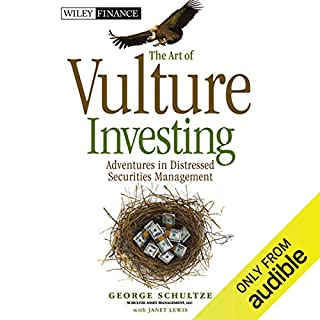 The Art of Vulture Investing audiobook cover art