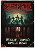 Stranger Things: Worlds Turned Upside Down: The Official Behind-The-Scenes Companion - Gina McIntyre