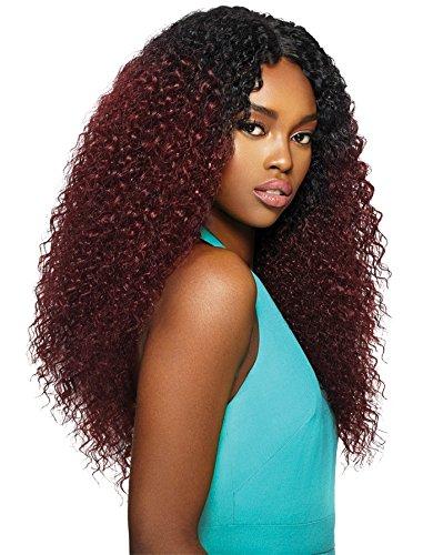 JAMAICAN TWIST WAVE 5PCS (1B Off Black) - Outre Batik Duo Bundle Hair Synthetic Weave Extension