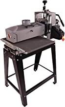 SUPERMAX TOOLS Drum Sander with Stand, Built-in Digital Read Out, Patented Quick Lever Adjustment and Turbo Vented Dust Port - Model 16-32