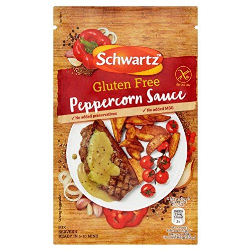 Schwartz Gluten Free Peppercorn Sauce Mix - 25g (0.06lbs)