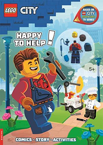 LEGO® City: Happy to Help! (with Harl Hubbs minifigure)