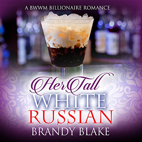 Her Tall White Russian audiobook cover art