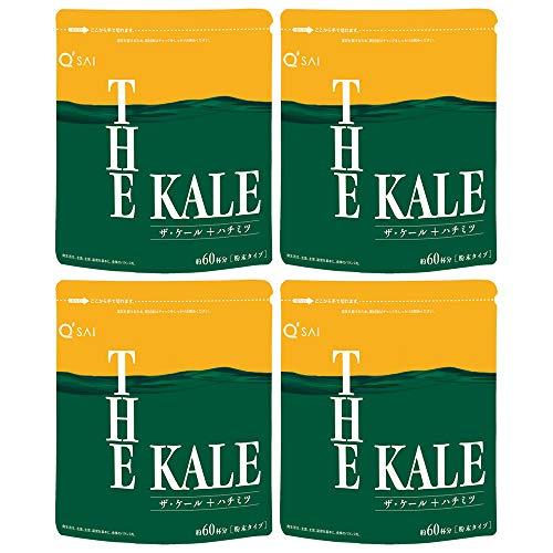 キューサイ はちみつ青汁 ザ・ケール+ハチミツ 420g/約30日分 4袋まとめ買い