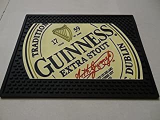 Guinness Professional Wait Station Bar Mat Spill Mat Drip Mat