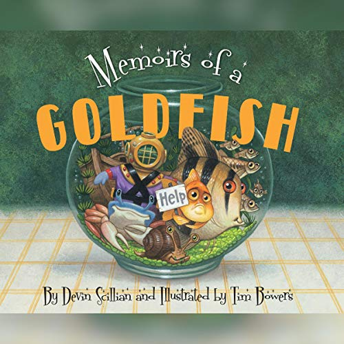 Memoirs of a Goldfish  By  cover art