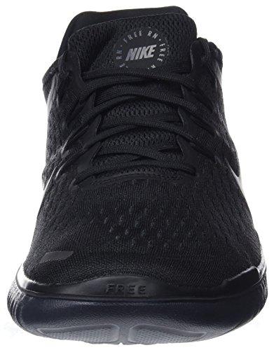 Nike Mens Free RN 2018 942836 002 - Size 9.5 Black/Anthracite
