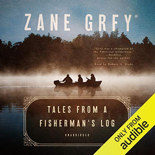 Tales from a Fisherman's Log cover art