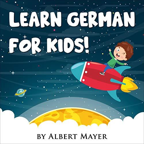 Learn German for Kids! cover art