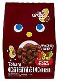 東ハト キャラメルコーンカカオ3種のまろやかチョコ味 77g ×12袋