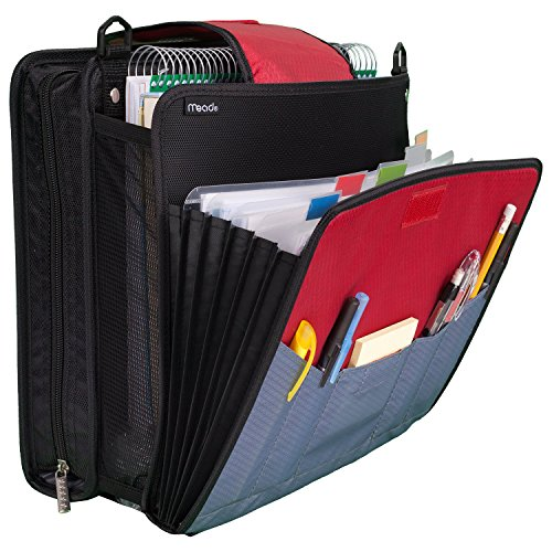Five Star Sewn Zipper Binder, 2 Inch 3 Ring Binder With 4 Inch Capacity, Assorted Colors, Color Selected For You, 1 Count (28044) Photo #35