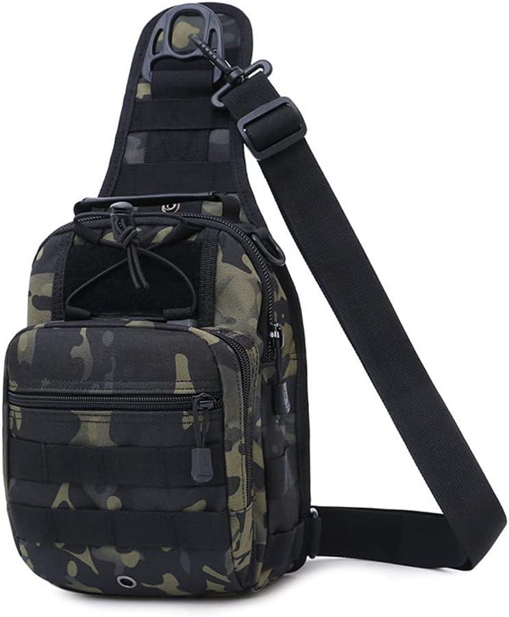 HUALEENA Tactical Max 78% OFF Backpack Military Rover 55% OFF Pa Sling Shoulder Bag