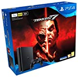 PlayStation 4 (PS4) - Consola de 1 TB + Tekken 7 [Bundle]