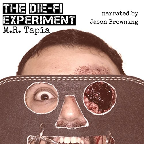 The Die-Fi Experiment audiobook cover art