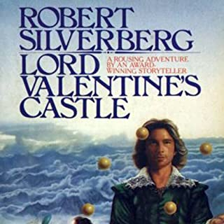 Lord Valentine's Castle audiobook cover art