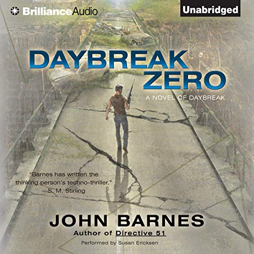 Daybreak Zero cover art