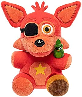 Funko Plush: Five Nights at Freddy's Pizza Simulator - Rockstar Foxy Collectible Figure, Multicolor